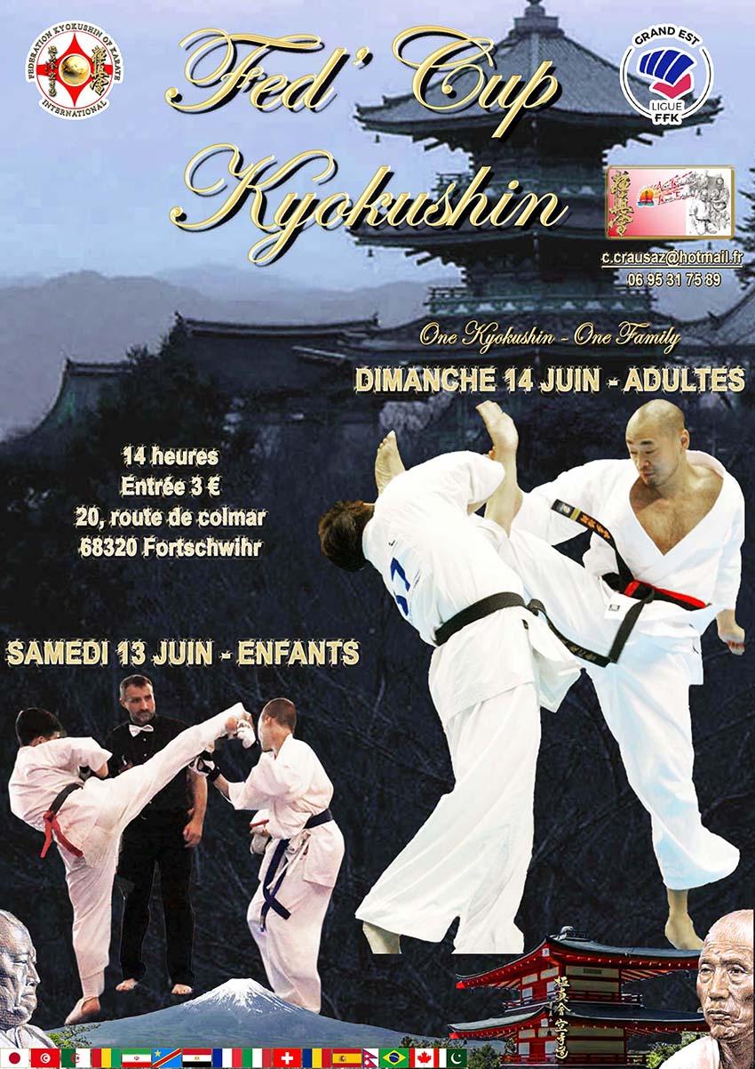 Calendrier Ffkda 2019 2020.Kyokushin Federal Calendar